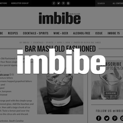 IMBIBE,4.1.16