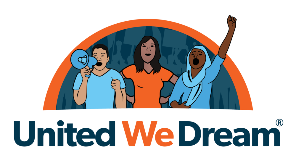U    nited We Dream    United We Dream is the largest immigrant youth-led organization in the country. They provide information about a variety of immigration issues and also help organize at the grassroots level, fighting for dignity and fair treatment of immigrant youth and families, regardless of immigration status.