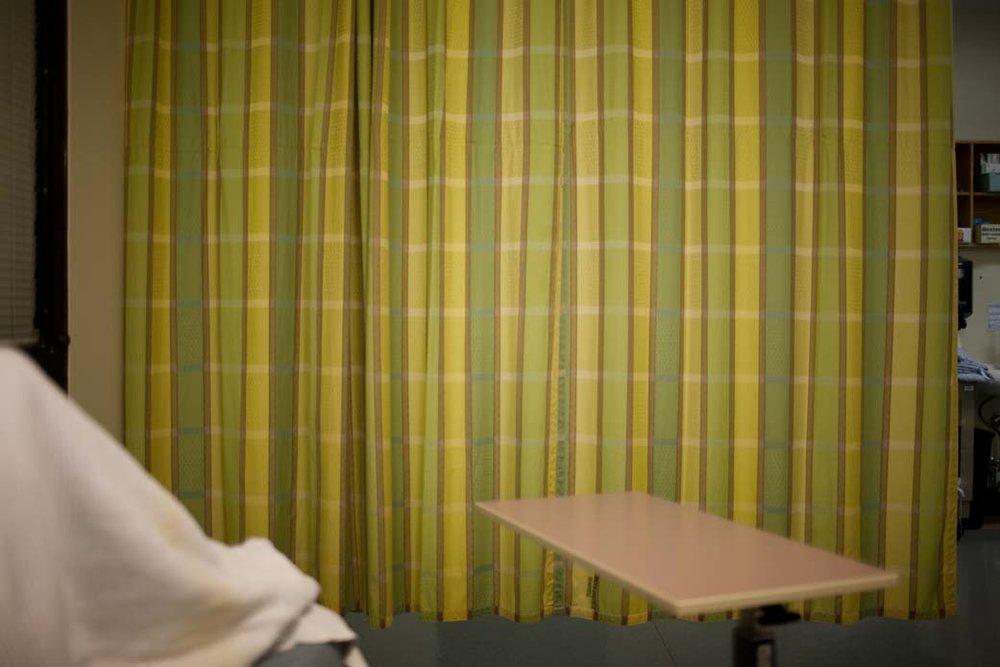 Curtain #1, December 1, 2009