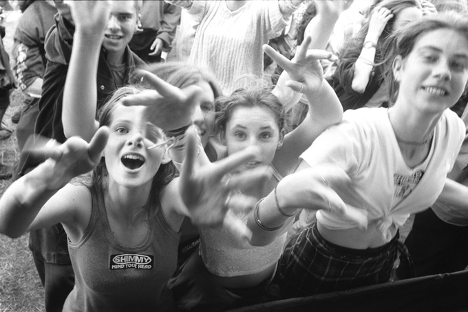 Free Festival Ravergirls, Bristol 95