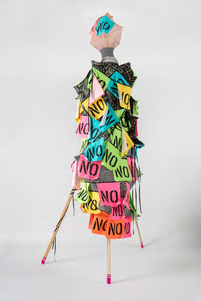 Lara Schnitger's No=Not (2015)