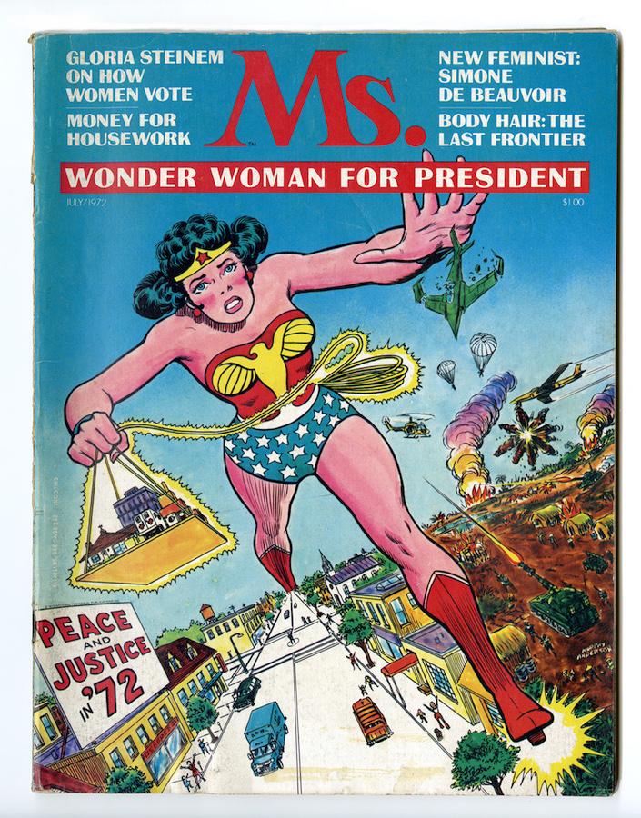 Ms Magazine, 1972
