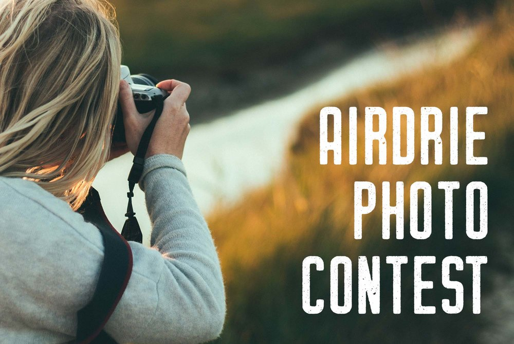 airdrie photo contest