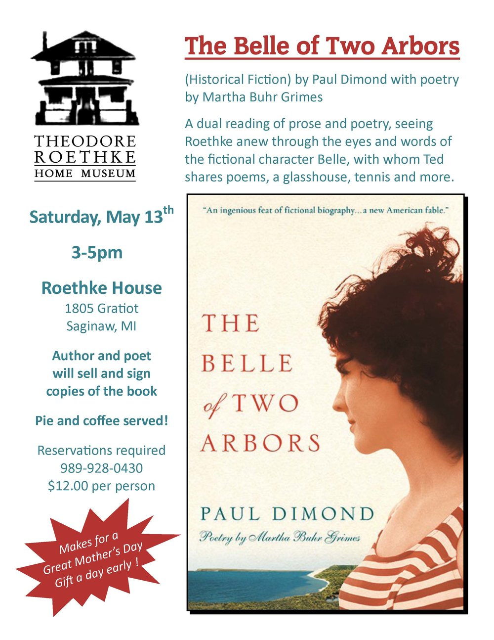 Roethke House - belle of two arbors flyer.jpg
