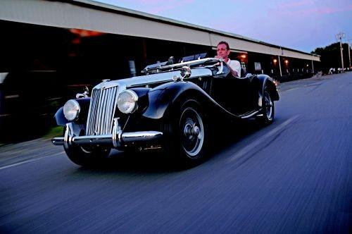 1953 MG Contemporary Special