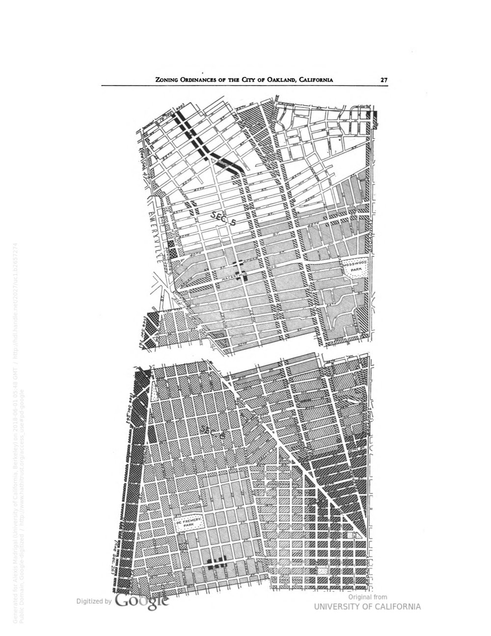 1946-Zoning laws, Oakland, California.jpg