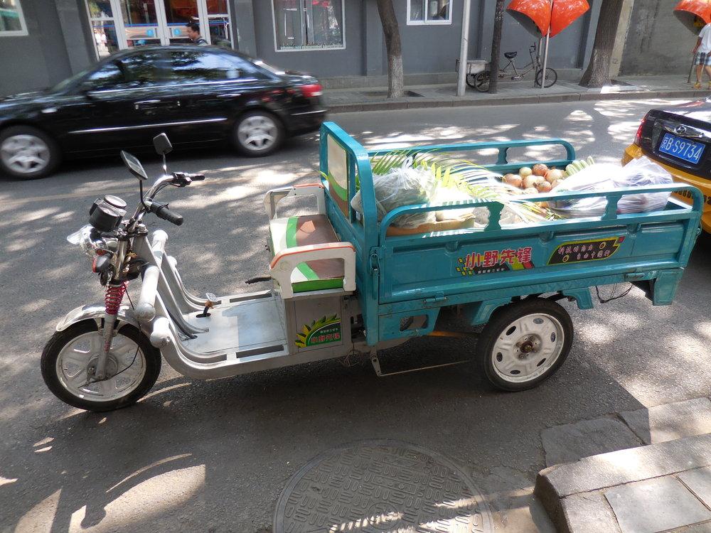 Delivery Cart in Beijing