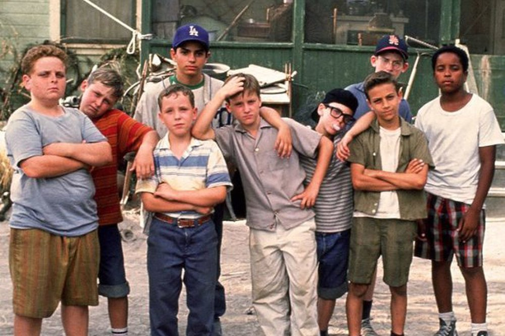 "Neighborhood Kids in ""The Sandlot"""