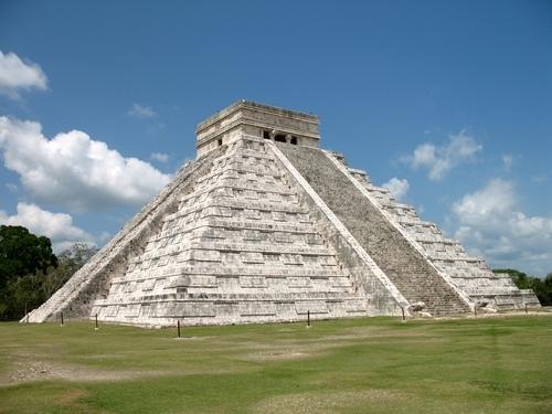 """Mayan Temple """"El Castillio"""""""