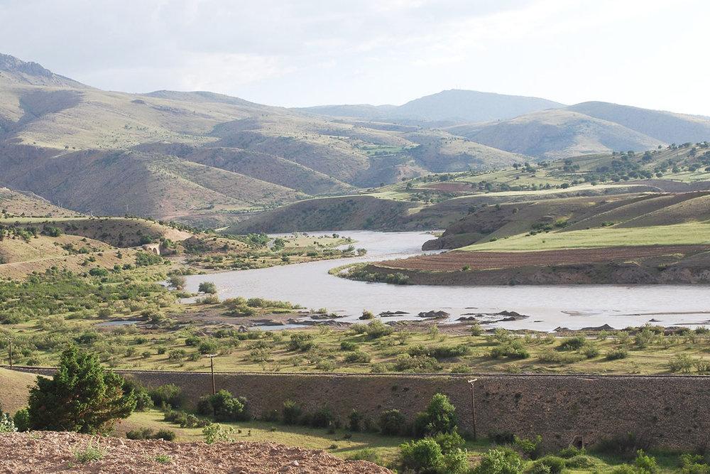 The Euphrates River