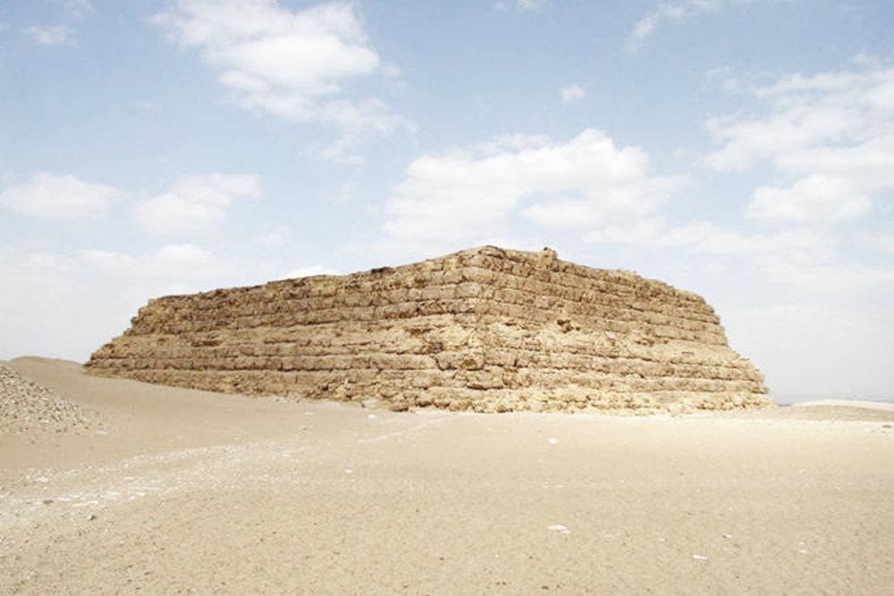 Mastaba Tomb of Shepseskaf
