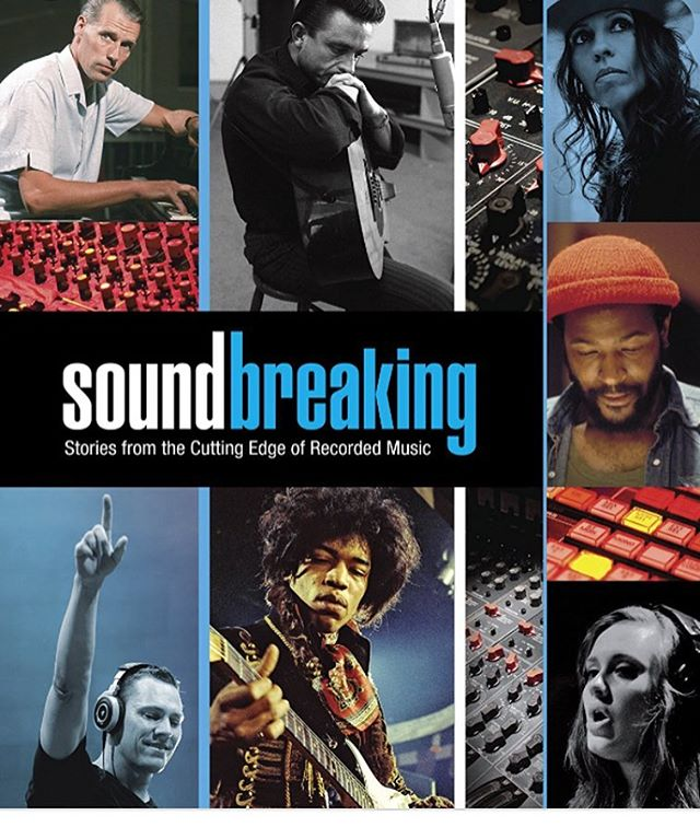 Staying in tonight to delve into our new favorite docuseries 'Soundbreaking'... simply amazing. . . . #huluseries #soundbreaking #watchnow #musicmatters #historylesson