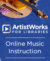 Offers world-class music instruction through self-paced video lessons. Provided by the Friends of the Library.