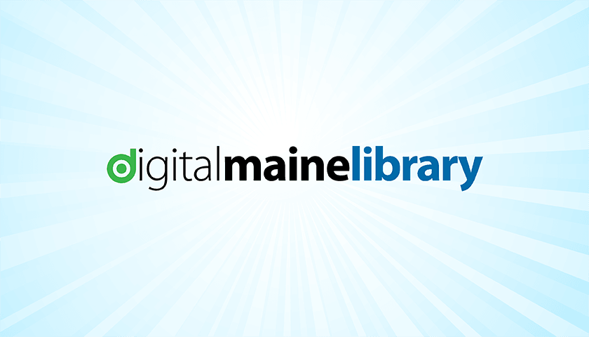 The Digital Maine Library provides every resident of Maine with access to online resources that include a collection of full text articles and abstracts from magazines, newspapers, journals and reference. It also provides students, business people, public library patrons, and higher education students and educators the ability to use online learning tools.