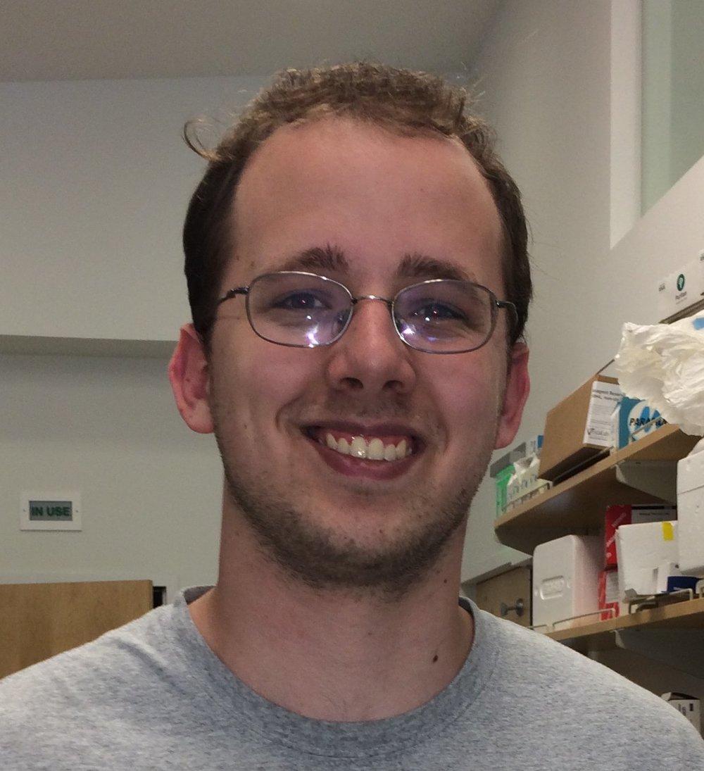 John Miller, technician,  2014-2016