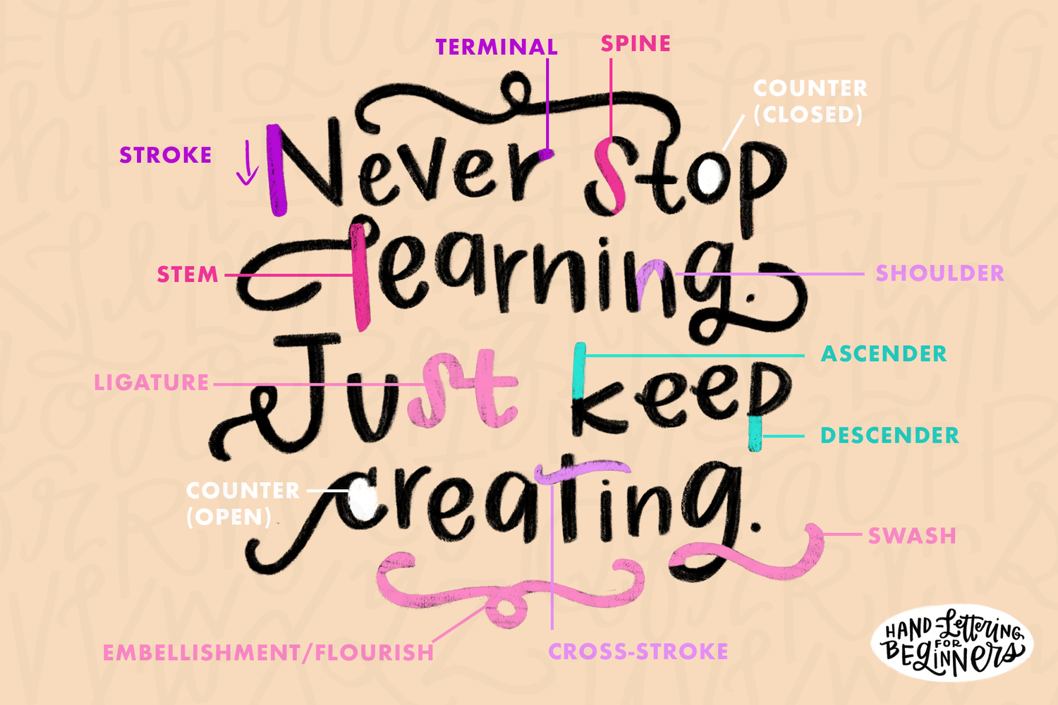 The Typography Terms Every Beginner Should Know In The World Of