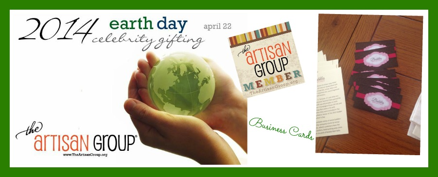 2014 Earth Day Celebrity Gifting