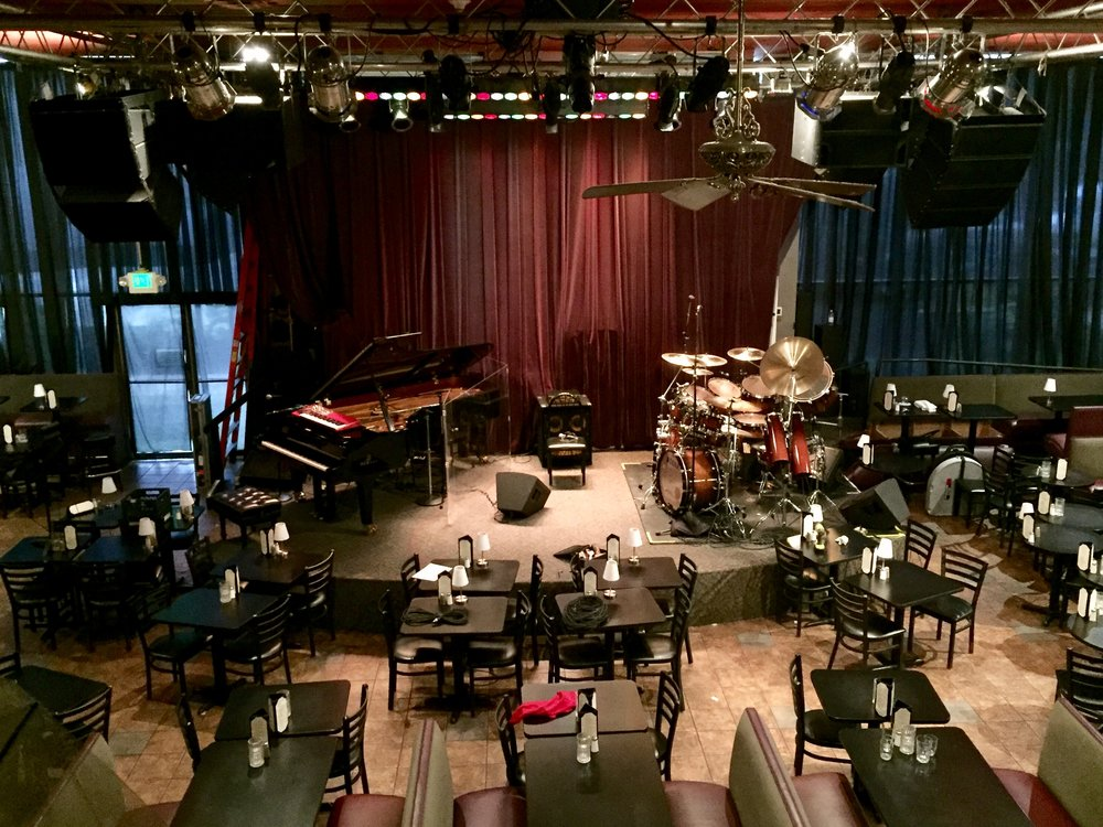 Jazz Alley - Seattle