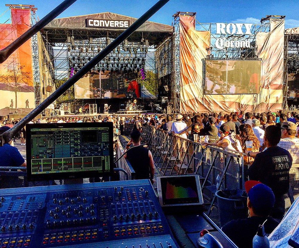 Roxy Festival - Guadalajara, MX