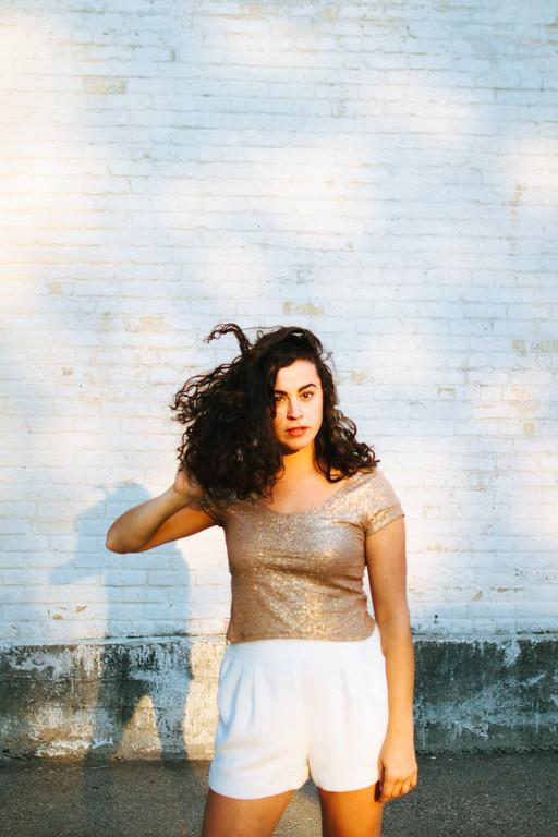Duluth musician, Sarah Krueger