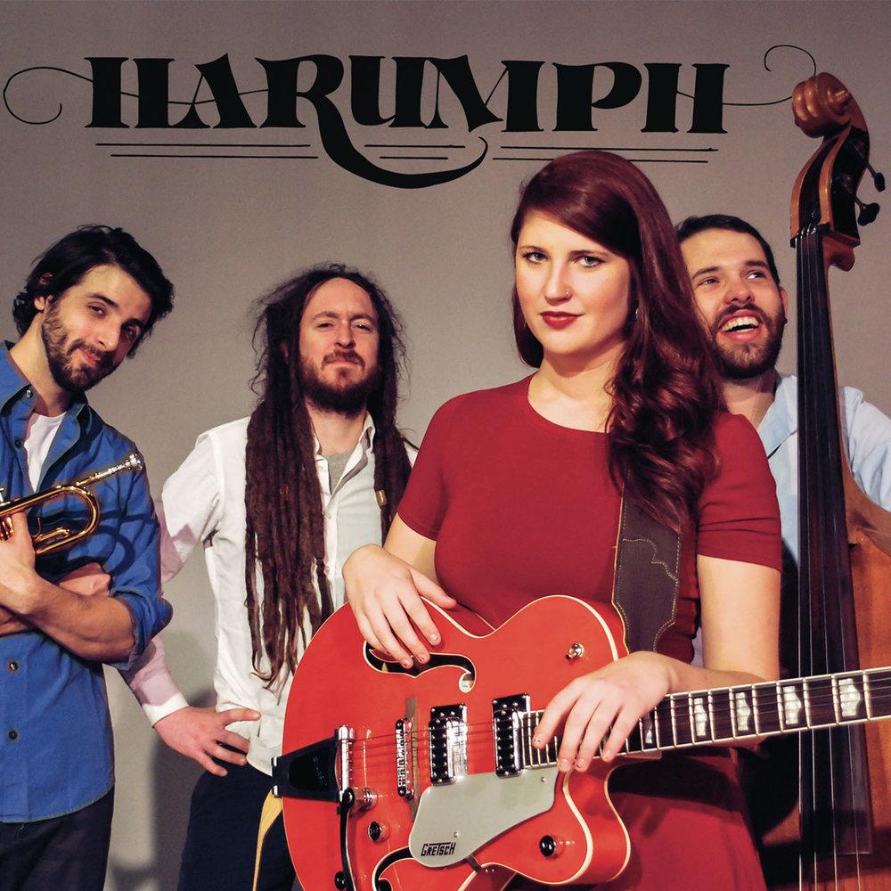 Harumph EP