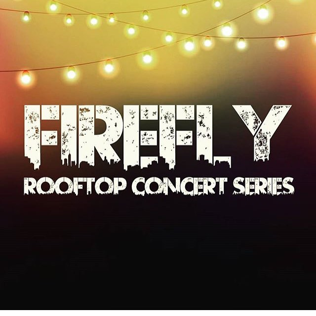 Tonight in OKC! Rooftop show with the full band (yea even that trumpet guy)