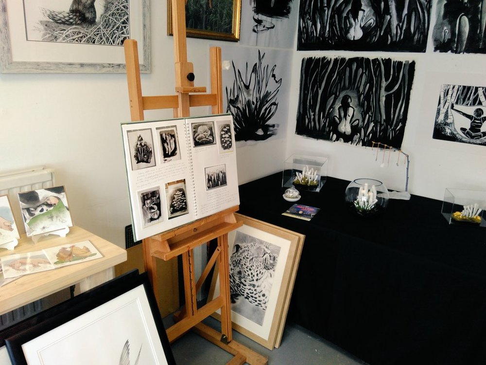 My Art Studio at Sun Pier House