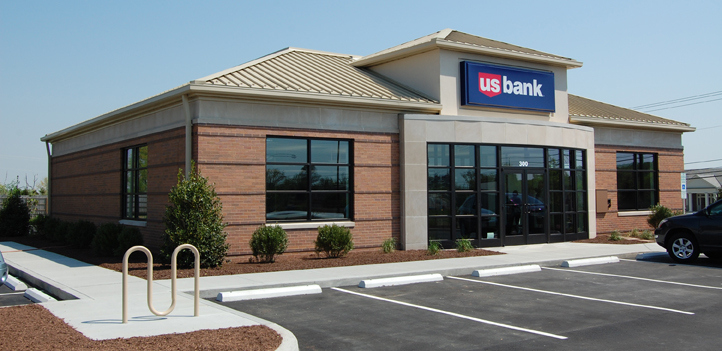US Bank. Various Locations