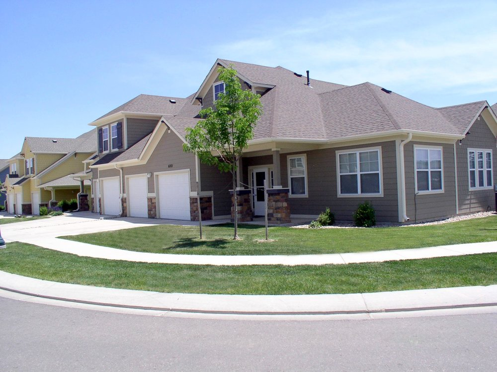 Fort Carson Military Housing. Colorado Springs, CO