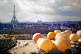 Early 20th Century Paris