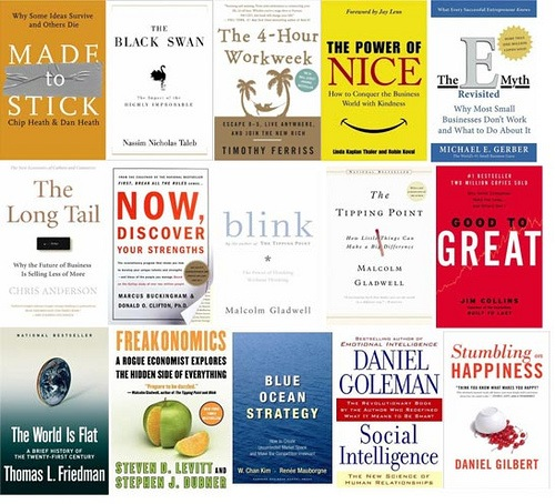 The Most Highlighted Passages In Business Books Anne Kreamer