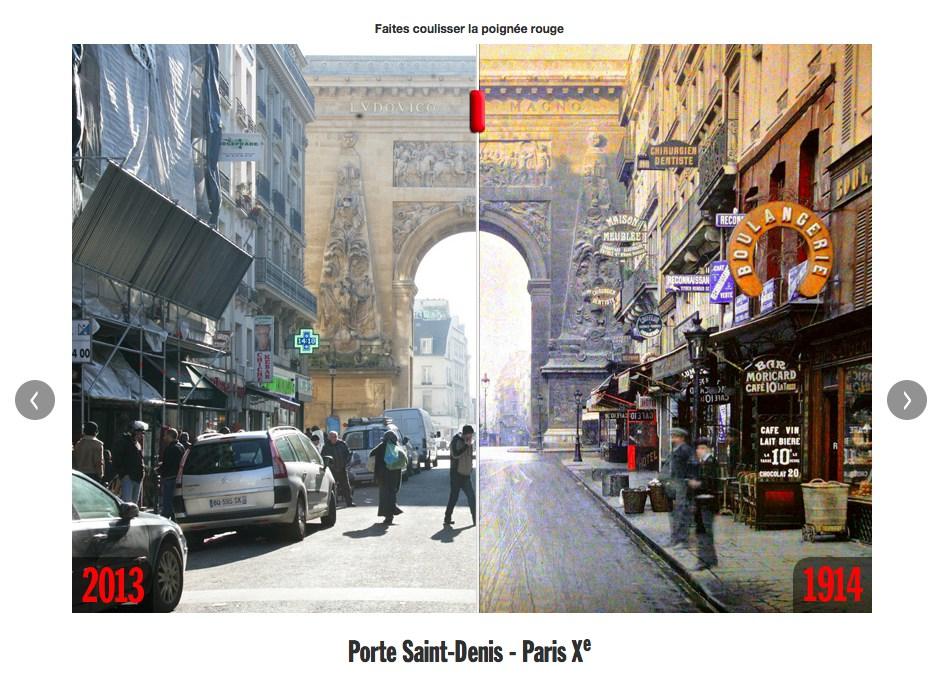 Paris 1900 - 2013