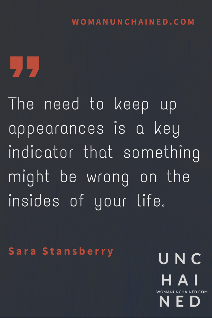 Unchained by Sara Stansberry - Overcoming Perfectionism Inspirational Quote.png
