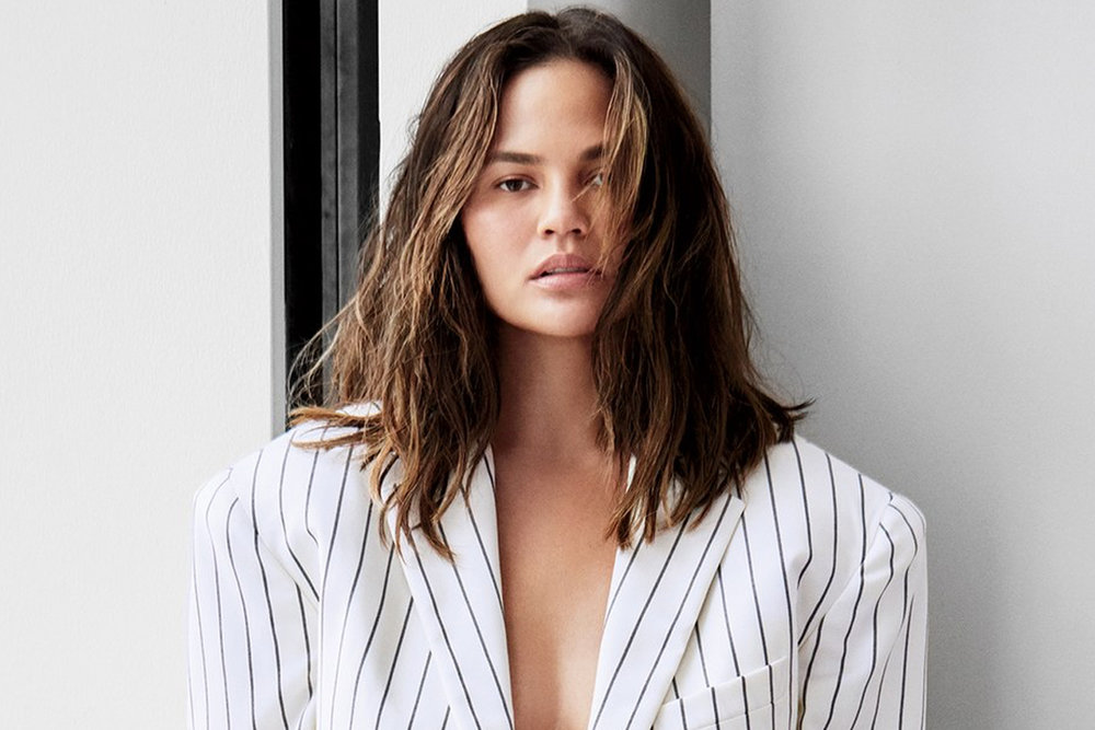 Chrissy Teigen, Photography: Miguel Reveriego