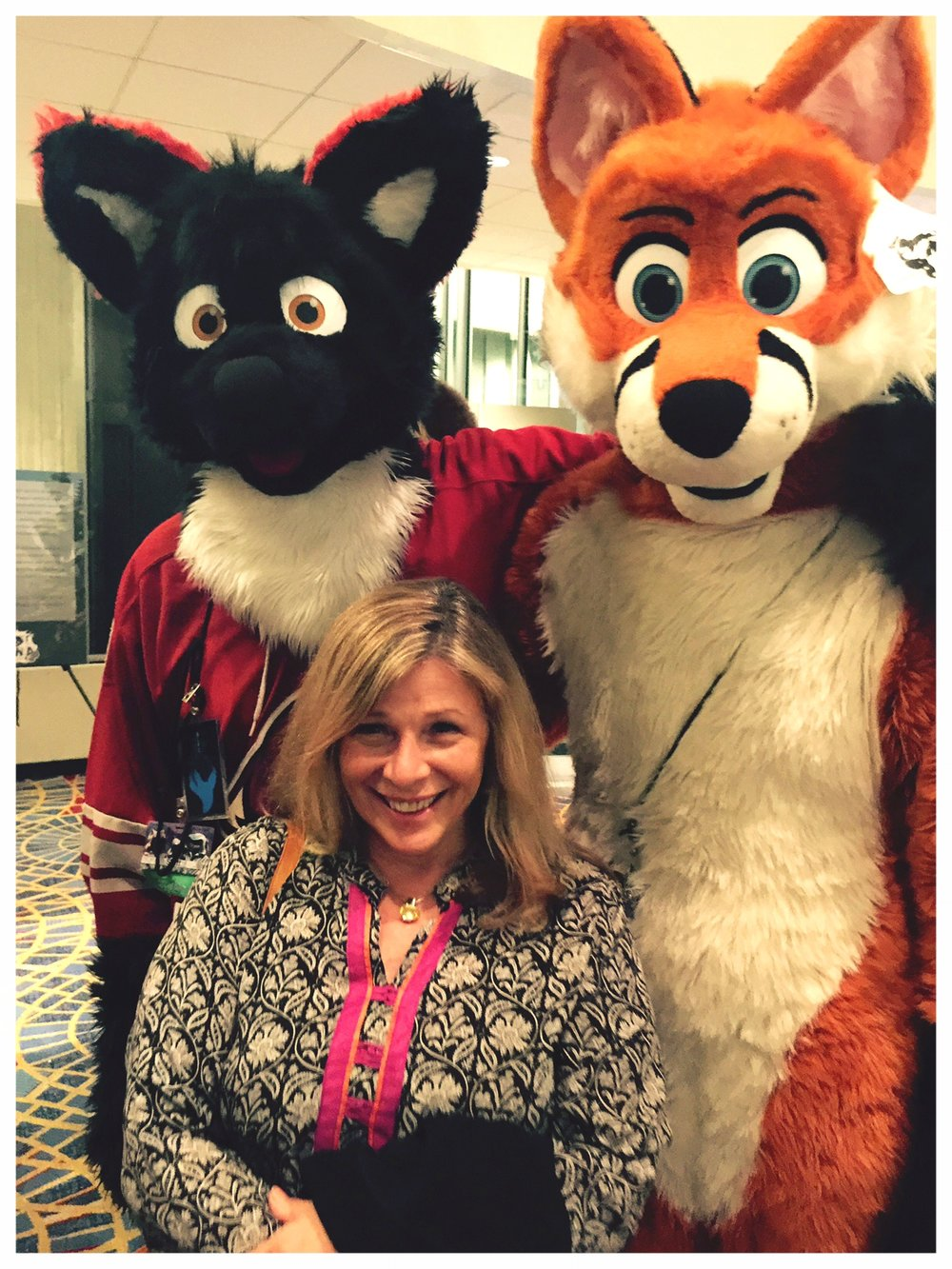 Furries convention, Atlanta, GA