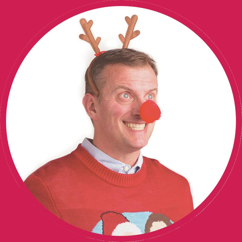 Fashion Rudolph Nose