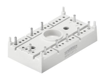 SEMIKRON SK 95 DGL 126 rectifier module in a SEMITOP 3 package
