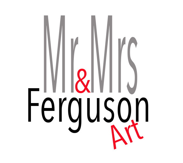Mr and Mrs Ferguson Art