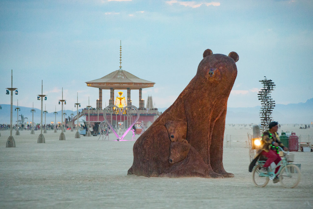 Ursa Mater at Burning Man 2017