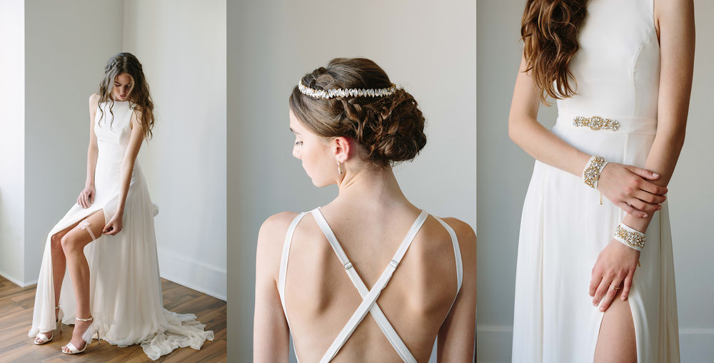 Bridal Accessories Collection