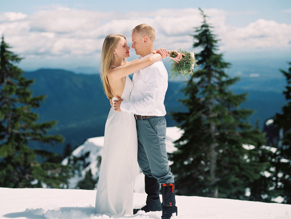 Bride in Groom on Seymour Mountain.jpg