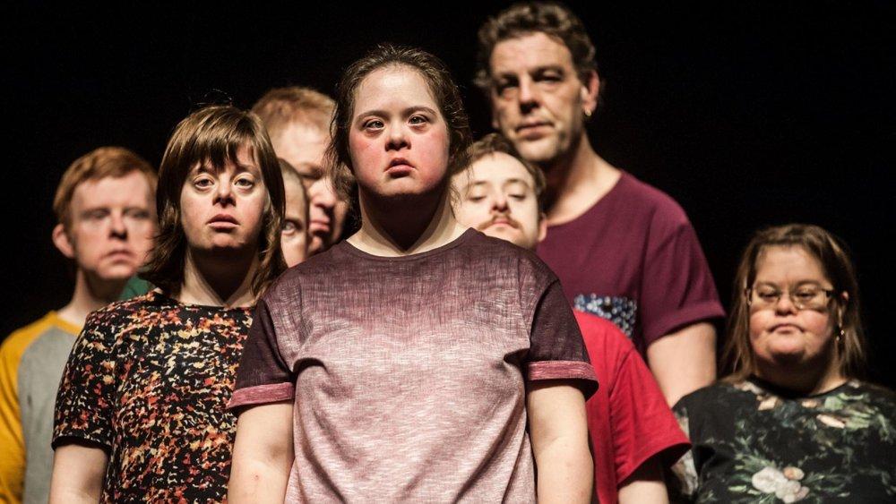 Theater Stap - To Belong (c) Bart Grietens