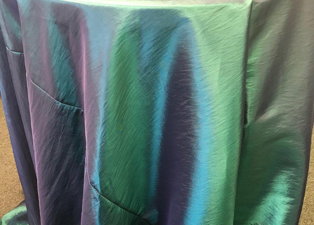Multicolor Tafeta