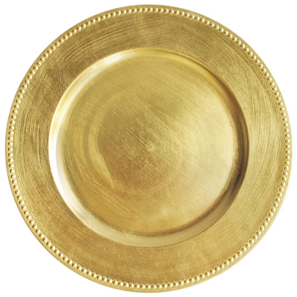 "13"" Olen Gold Charger"