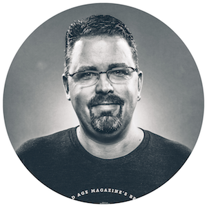 Aaron Phillips - Graphic Designer/Production Specialist