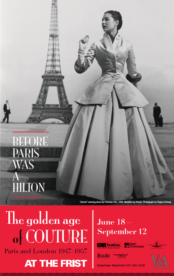 The Golden Age of Couture Paris