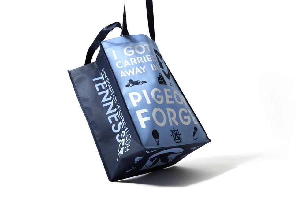 bohan | Pigeon Forge tote bag