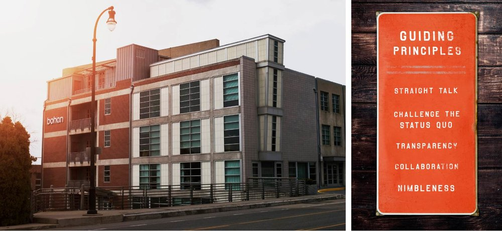 The bohan office in downtown Nashville, TN.