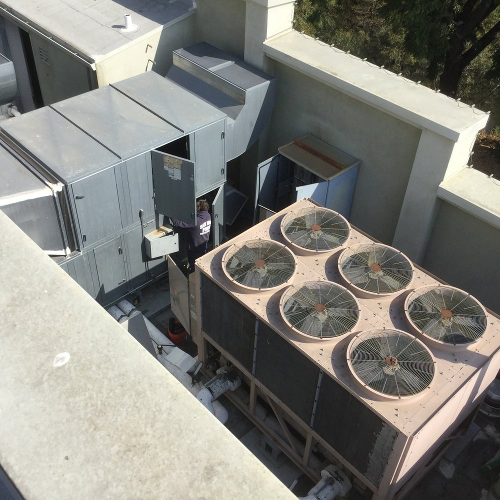 Quality Commercial HVAC Service Contractor