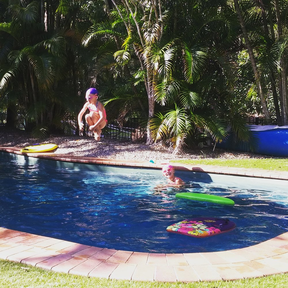 housesitting on christmas day - queensland, australia